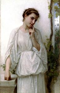 William Adolphe Bouguereau - Traum