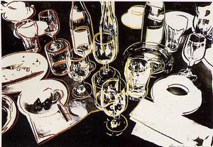 Andy Warhol - Nach der Party