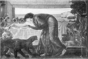 Edward Coley Burne-Jones - Circe