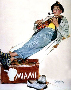 Norman Rockwell - Miami