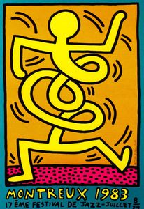 Keith Haring - ohne titel 163