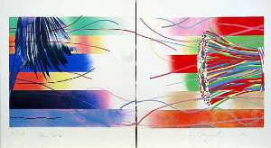 James Rosenquist - lithographie